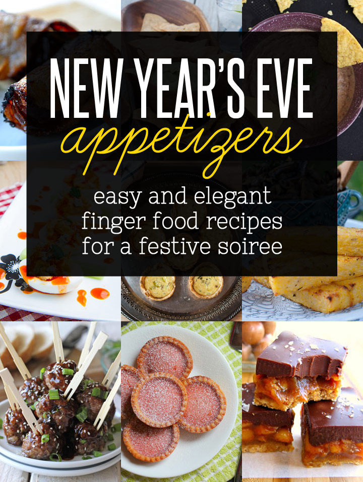 New Years Eve Party Appetizer Recipes
