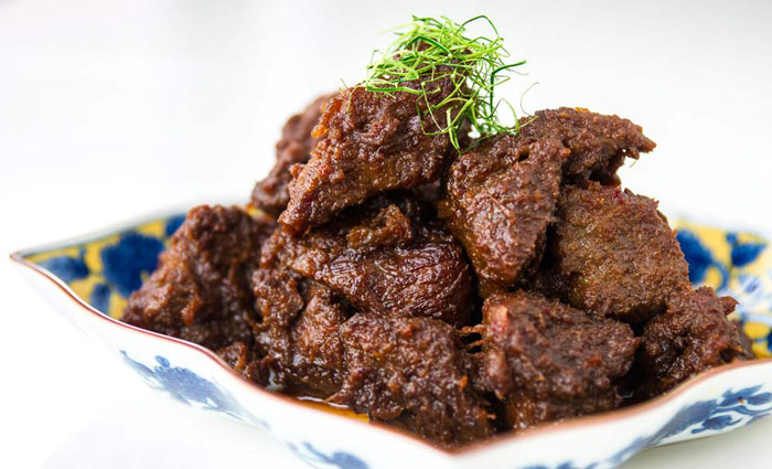 Beef Rendang Recipe From Malaysian Kitchen