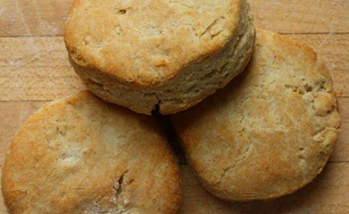 Gluten Free Buttermilk Biscuits