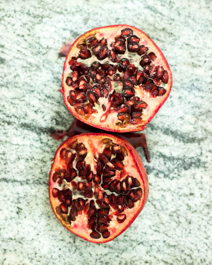 The Easiest Way to Remove Pomegranate Seeds
