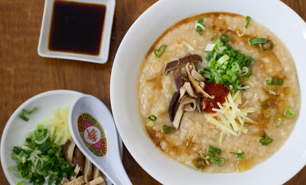 chicken ginger congee chicken congee recipe chicken chicken congee