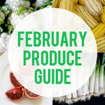 What's In Season: February