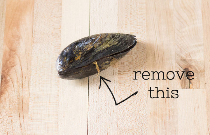 How to Debeard a Mussel