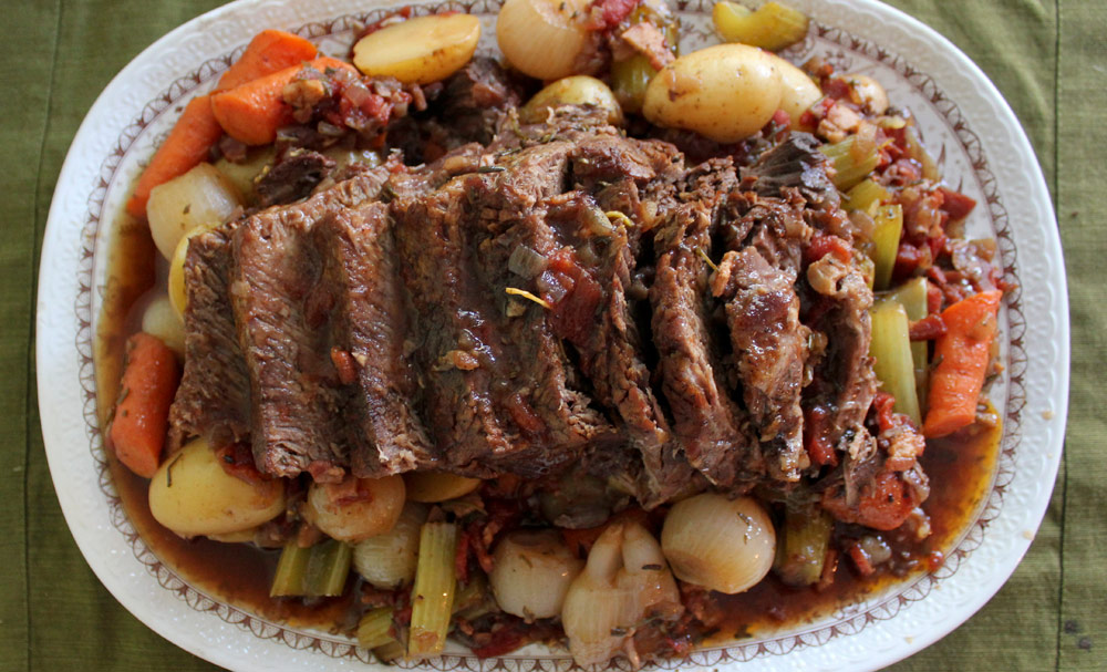 Yankee Pot Roast | Recipes | NoshOn.It