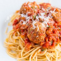 Classic Spaghetti Meatballs