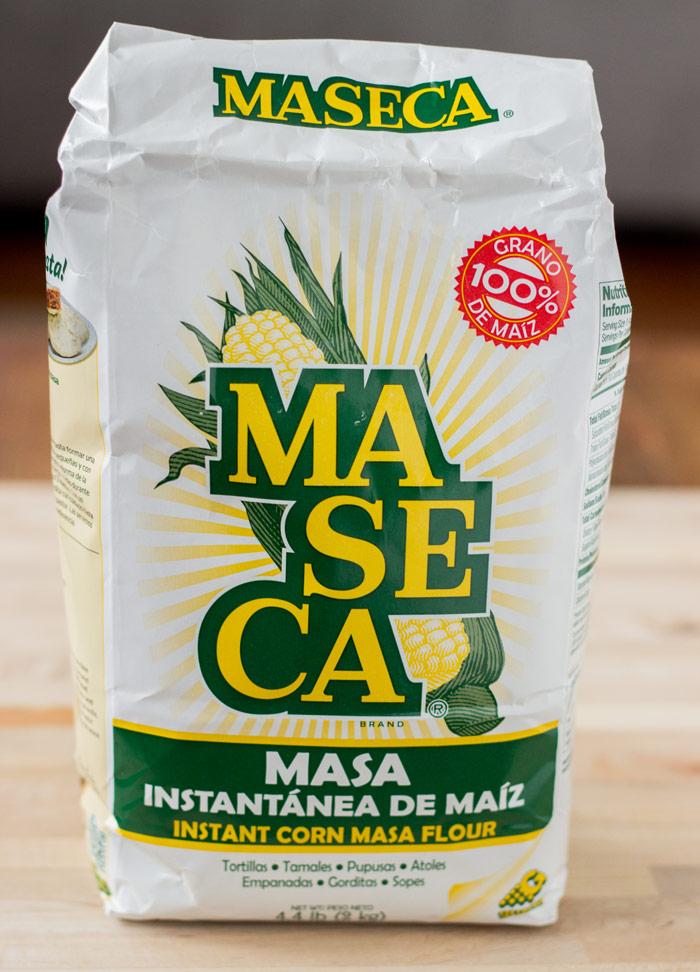 Maseca for Pupusas
