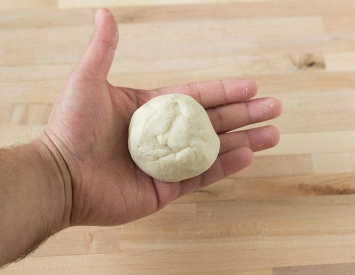 Stuffed Pupusa Dough