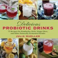 New Cookbook: Delicious Probiotic Drinks
