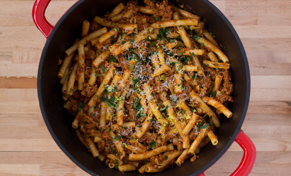 Udon Pork Ragu Recipes — Dishmaps