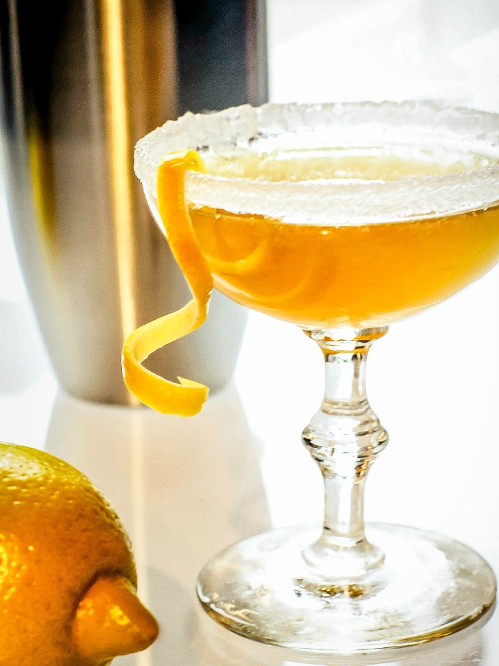 The Sidecar Cocktail   Recipes   NoshOn.It