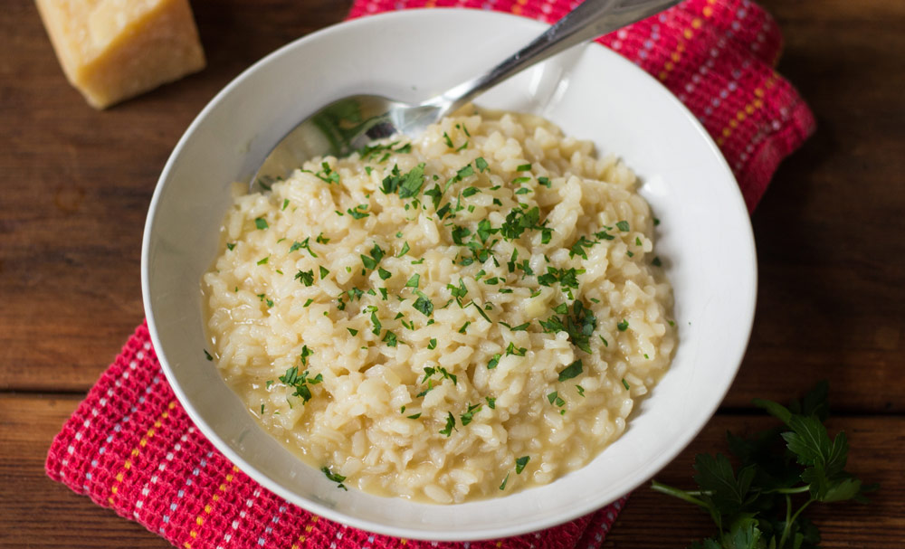 How to Make a Classic Risotto