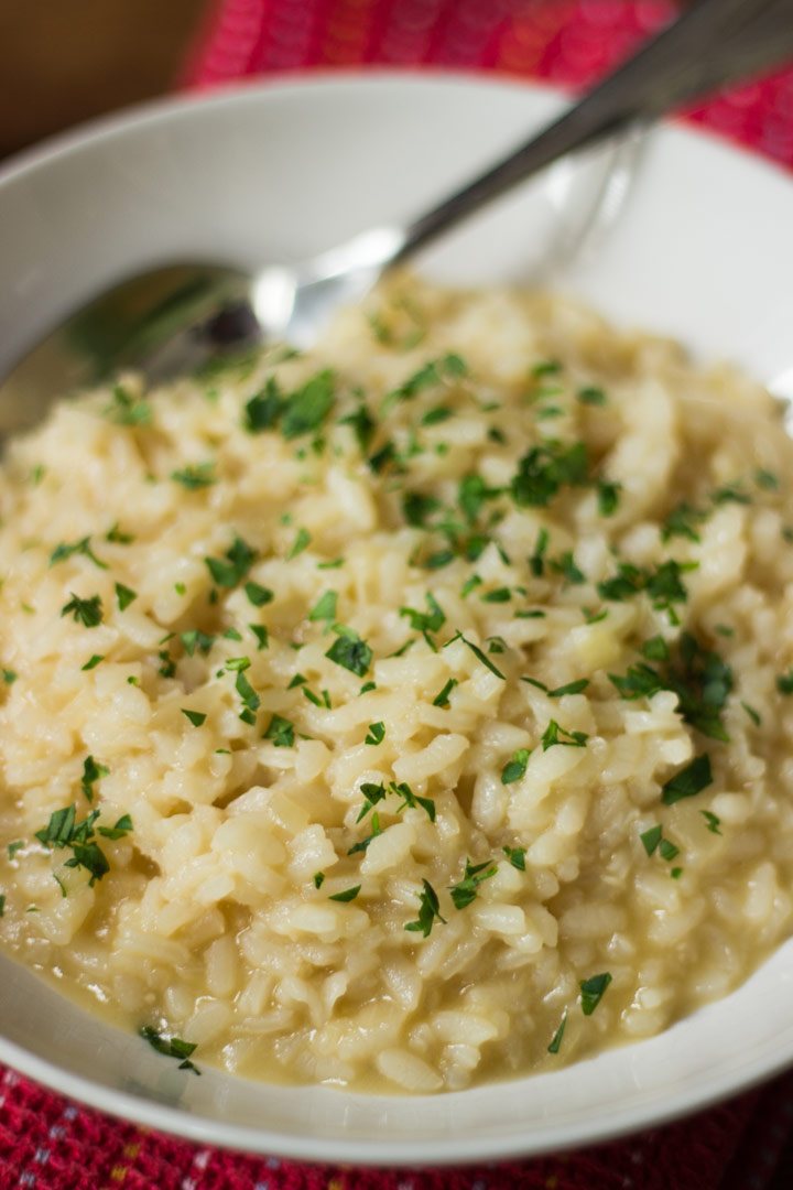How to Make Classic Risotto