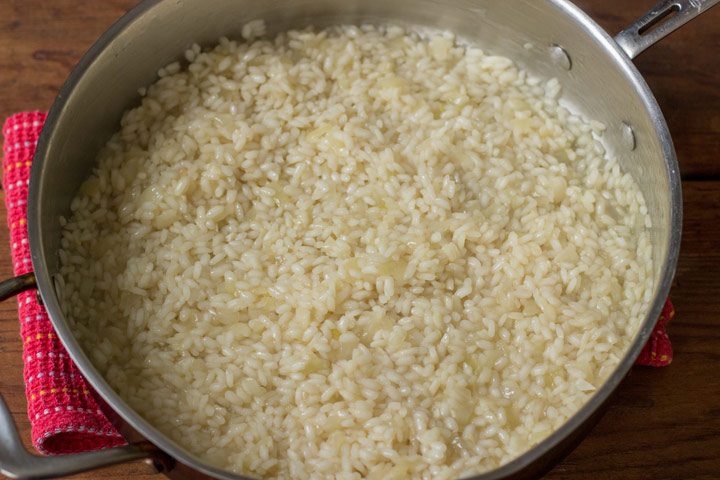 How to Make Classic Risotto - Step 6