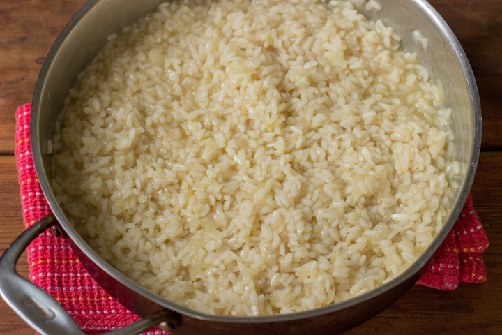 How to Make Classic Risotto - Step 7