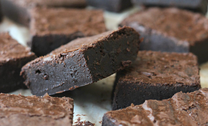 Perfect Fudgy Brownies