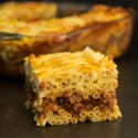 Classic Pastitsio - Greek Layered Lasagna