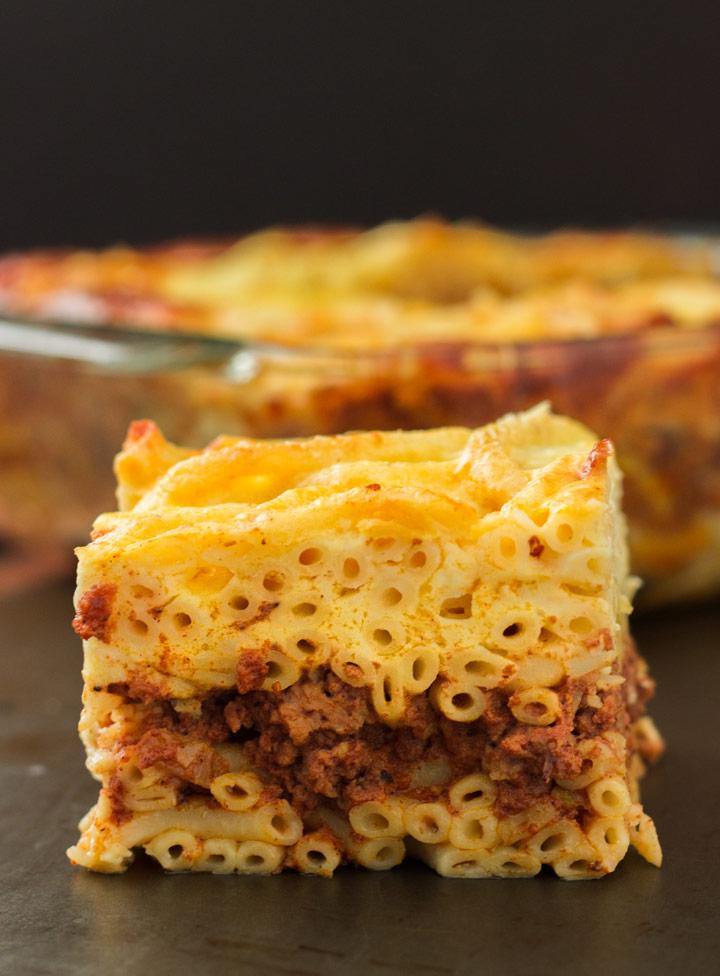 Pastitsio: Greek-Style Lasagna