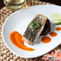 Crispy Barramundi with Red Curry Beurre Blanc