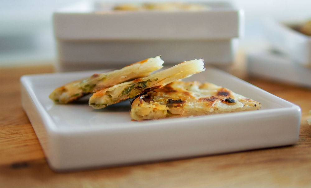Chinese Scallion Pancakes | Recipes | NoshOn.It