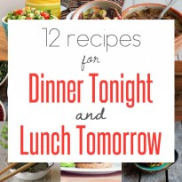 12 Recipes You Can Make for Dinner Tonight Then Take for Lunch Tomorrow