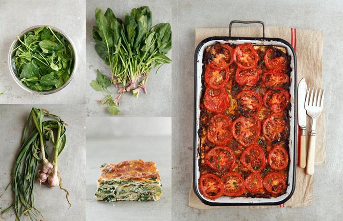 Matzo Lasagna (Two Ways)