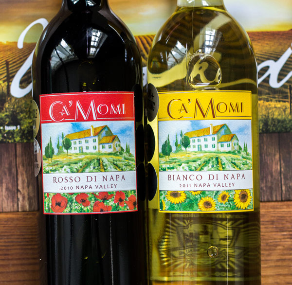 Ca' Momi Wines from the California Wine Club