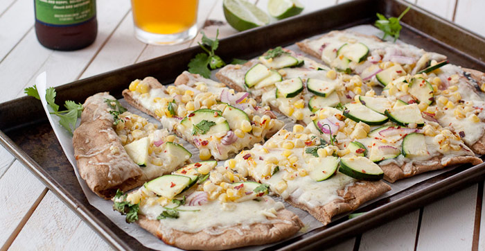 Start the Summer with 7 Vegetarian Grilled Pizzas | Blog | NoshOn.It