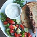 Lamb Kefta Kebabs