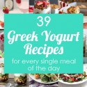 39 Greek Yogurt Recipes for Breakfast, Lunch, Dinner, Dessert, and Snacking