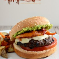 The Ultimate Fajita Burger