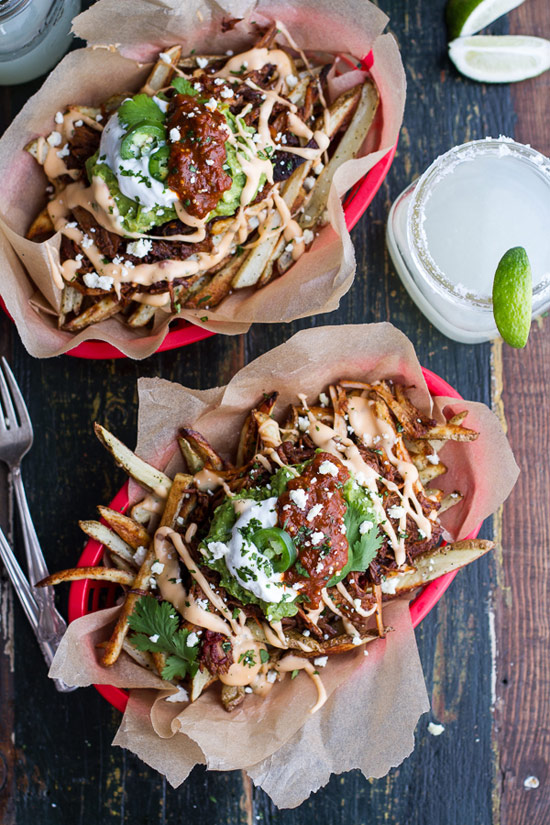 Tijuana Street Fries