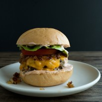 All American Cheese Burger