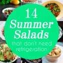 14 No Refrigeration Salads for a Perfect Picnic