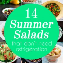 14 Summer Salads That Don't Need Refrigeration