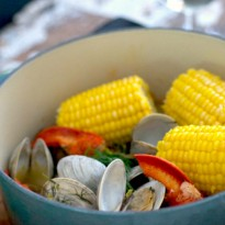 One Pot Clambake Recipe