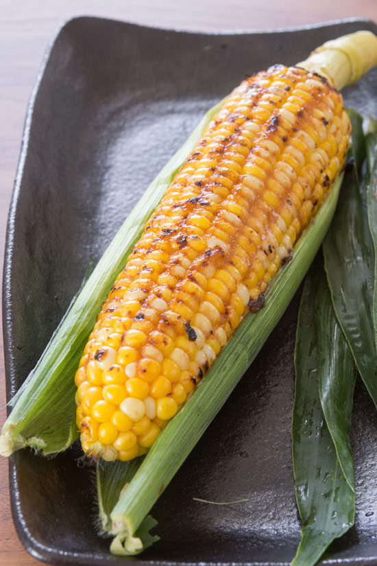 Grilled Corn With Spicy Miso Butter Recipes — Dishmaps
