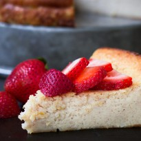 Quesada Pasiega (Spanish Catabrian Cheesecake)
