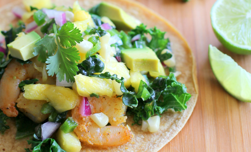 Sautéed Shrimp With Warm Tropical Fruit Salsa Recipes — Dishmaps