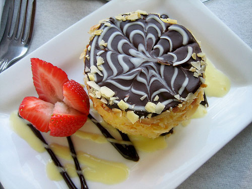 The Original Boston Cream Pie Recipe