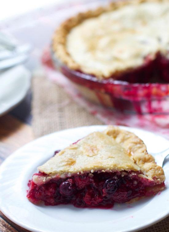 Best Mixed Berry Pie