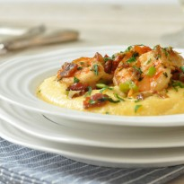 How to Make Classic Southern Style Shrimp and Cheese Grits