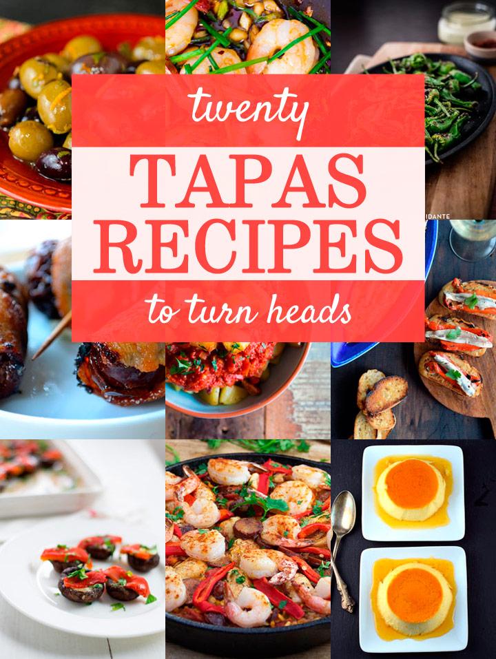20 Terrific Tapas Recipes to Turn Heads