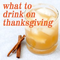 What to Drink on Thanksgiving - a complete guide to the wines, beers, and cocktails that should be on your Thanksgiving table