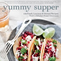 Review and Giveaway of the new Yummy Supper Cookbook