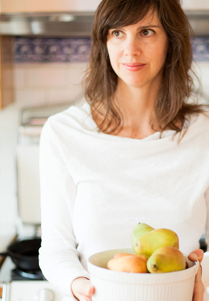 Erin Scott, Author of the Yummy Supper blog and cookbook