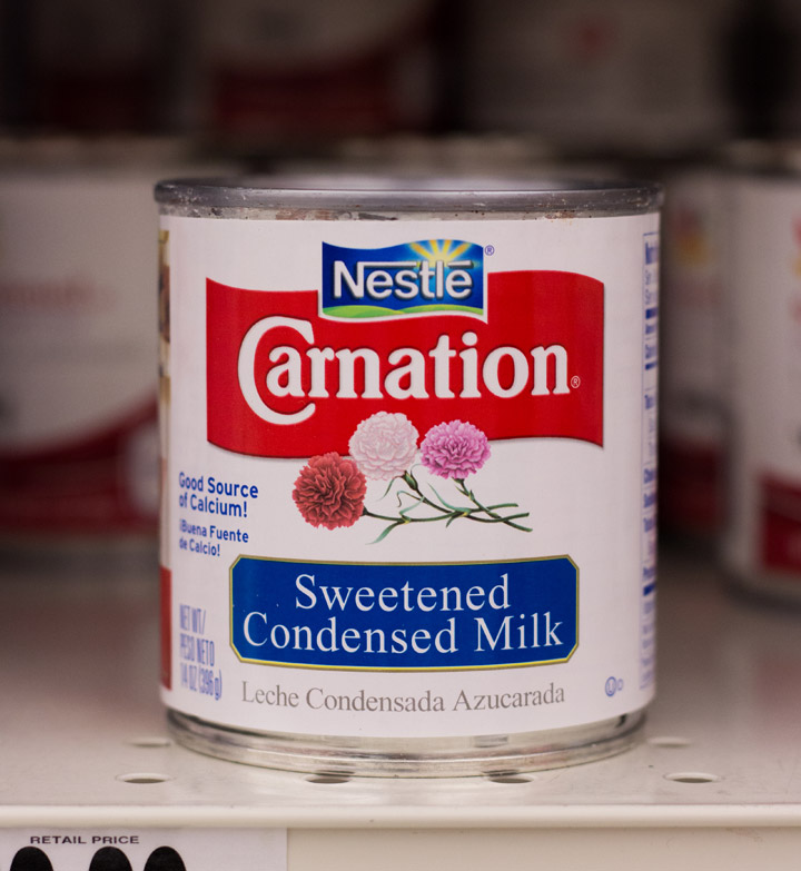 Condensed Milk vs Evaporated Milk