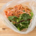 Save your vegetable scraps for stock