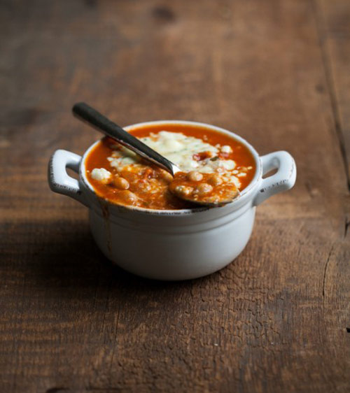 Buffalo Chickpea and Bulgur Chili and 12 other soups & stew with whole grains