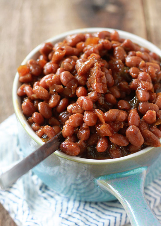 Vegetarian Boston Baked Beans