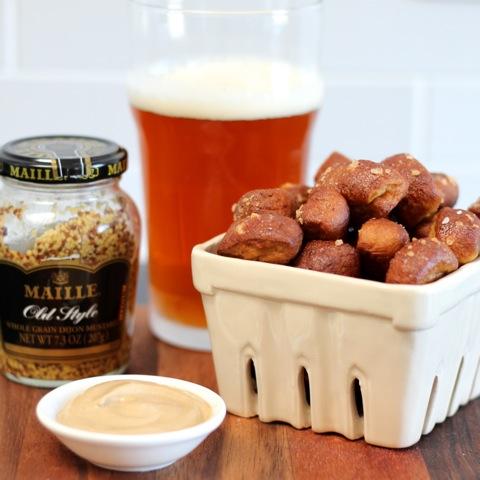 Gluten Free Soft Pretzel Bites from A Sage Amalgam